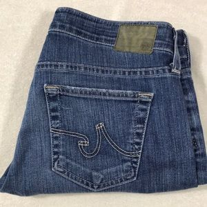 Ag Adriano Goldschmied Tomboy Crop size 27